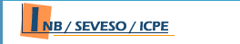 Directive Seveso et Seveso 2, classification ICPE